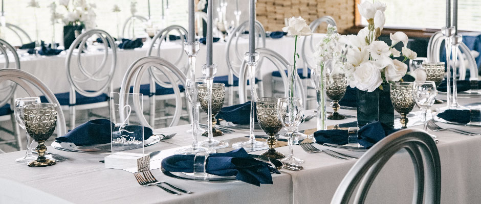 Оформление свадьбы цветами в Москве