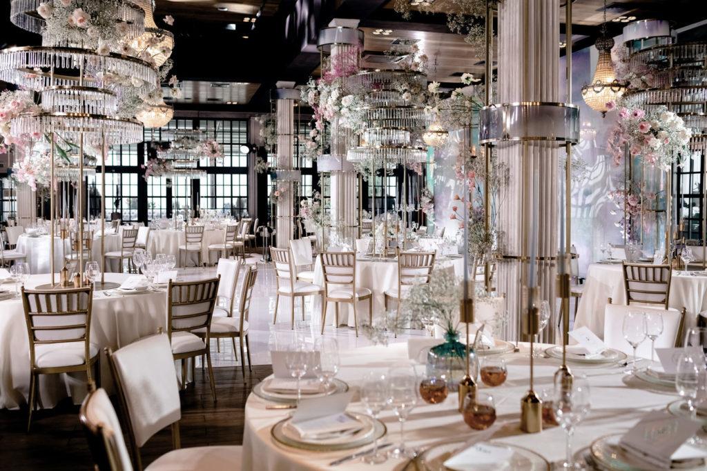 Свадьба в ресторане Шале Березка