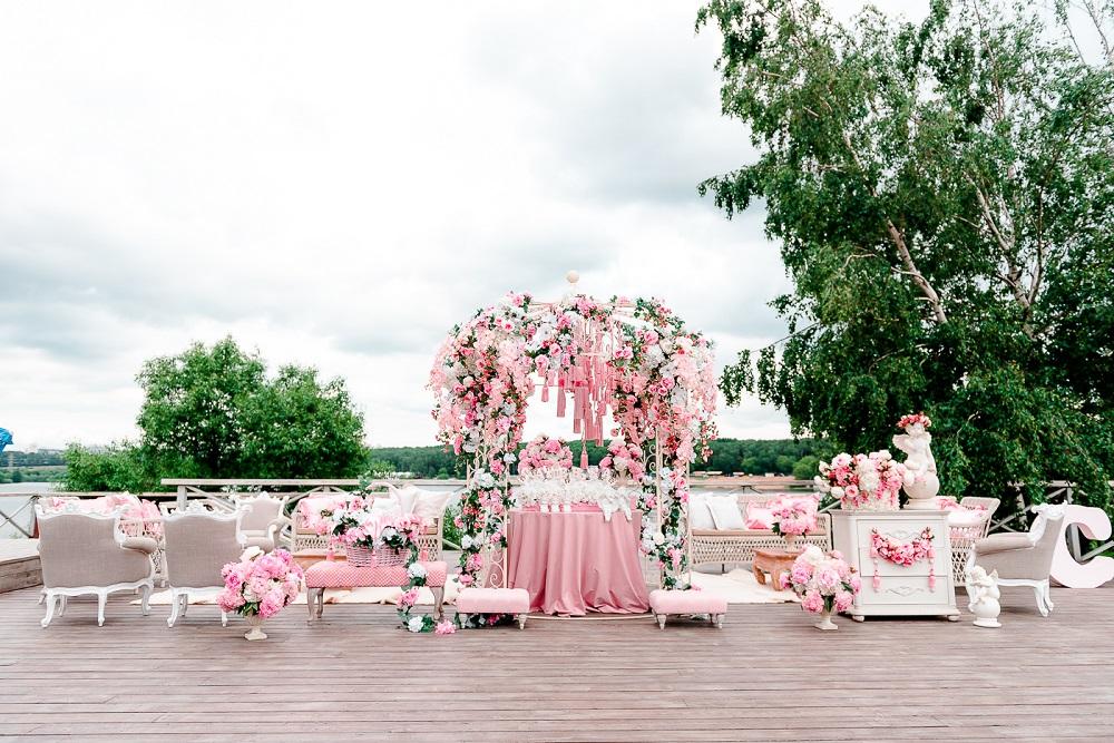 Организация свадьбы в Soho Country Club