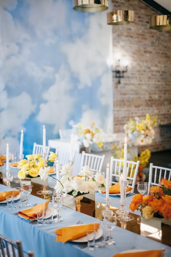 Весенняя свадьба - идеи для оформления