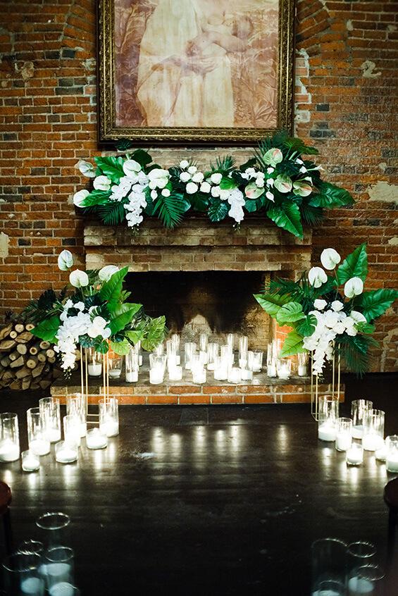 Аренда лофта для свадьбы