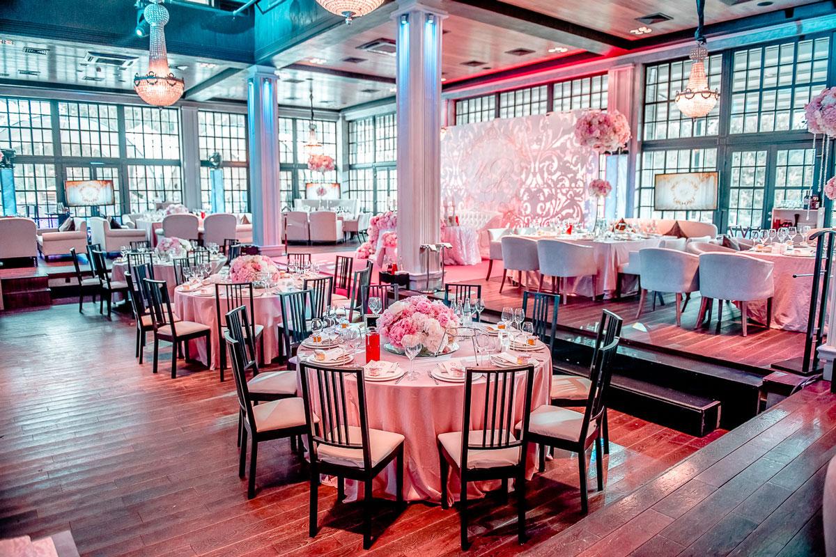 Организация свадьбы в ресторане ресторан Шале березка