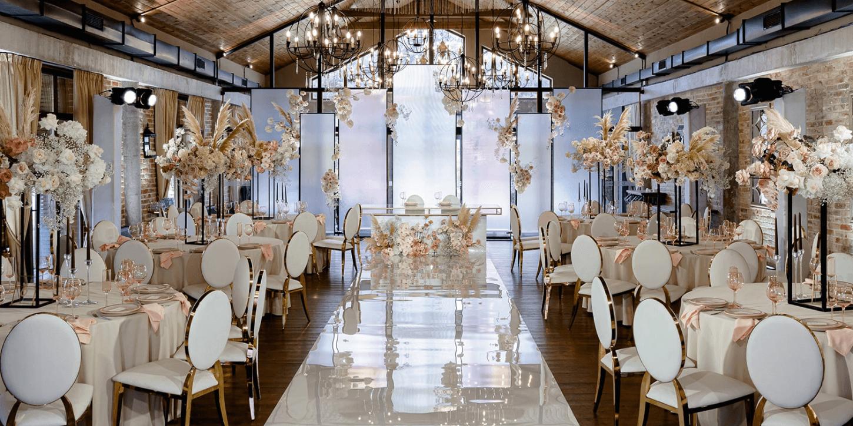 Организация VIP свадьбы в Москве