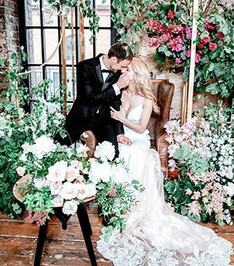 Оформление свадьбы в Москве1