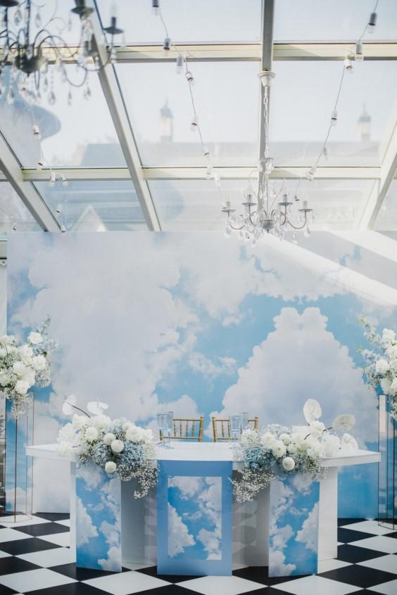 Оформление свадебных мероприятий в Москве