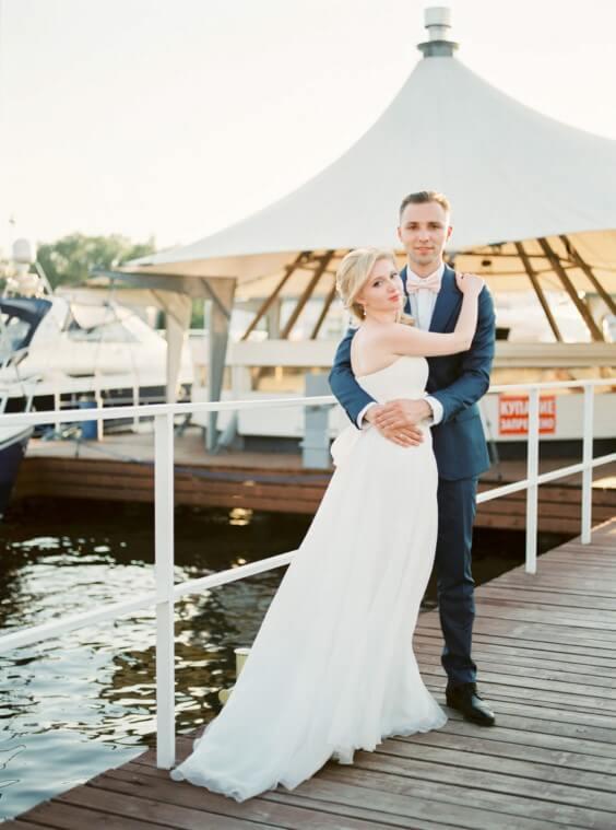 Яхт-клубы Москвы для свадьбы
