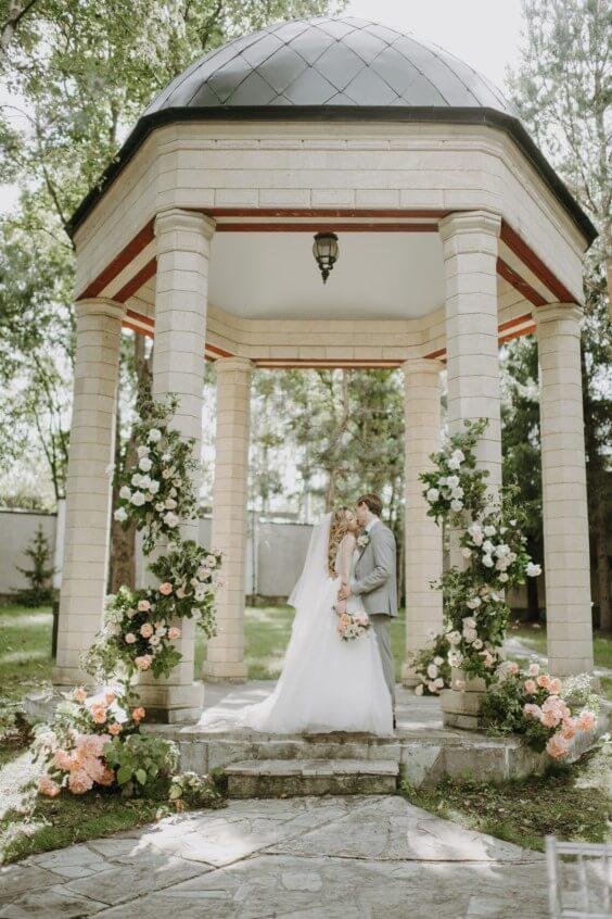 Загородный дом для проведения свадьбы