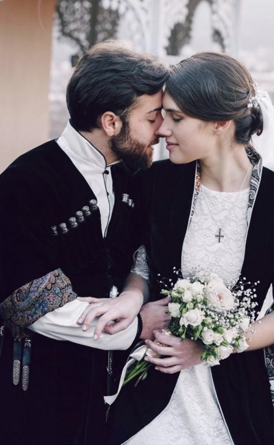 Свадьба в грузинском стиле