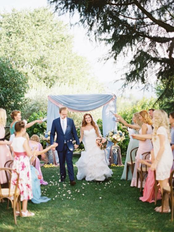 Организация небольших свадеб