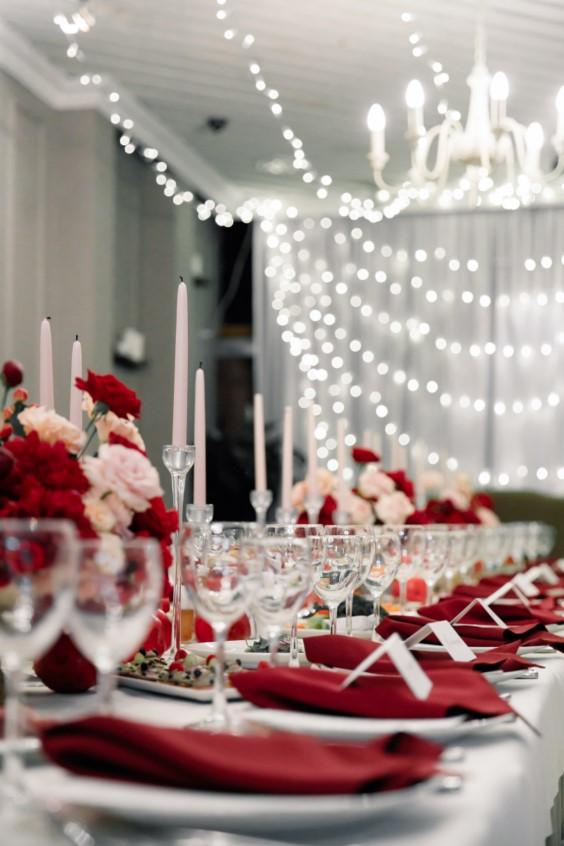 Ресторан для маленькой свадьбы
