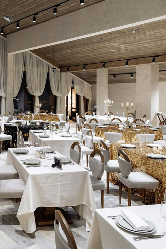 Видная усадьба - ресторан и отель для вашей свадьбы
