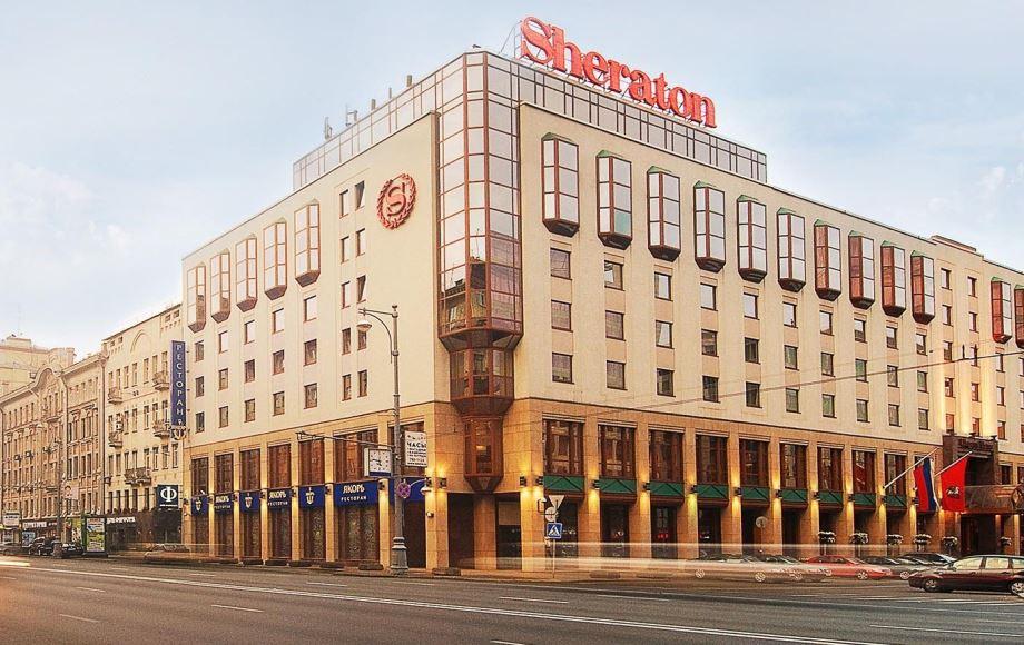 Отель Шератон Москва