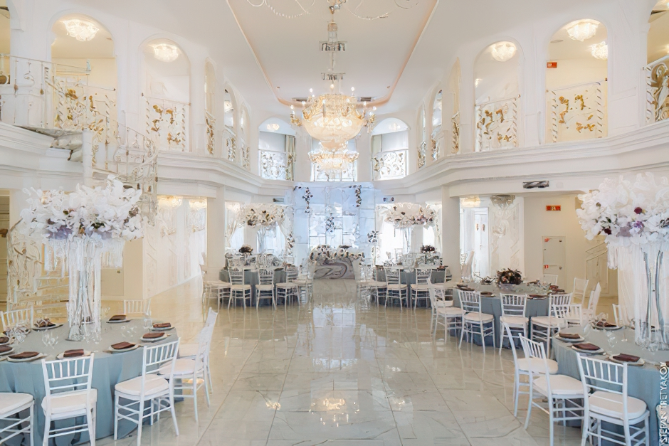 Отель Орловский свадьба