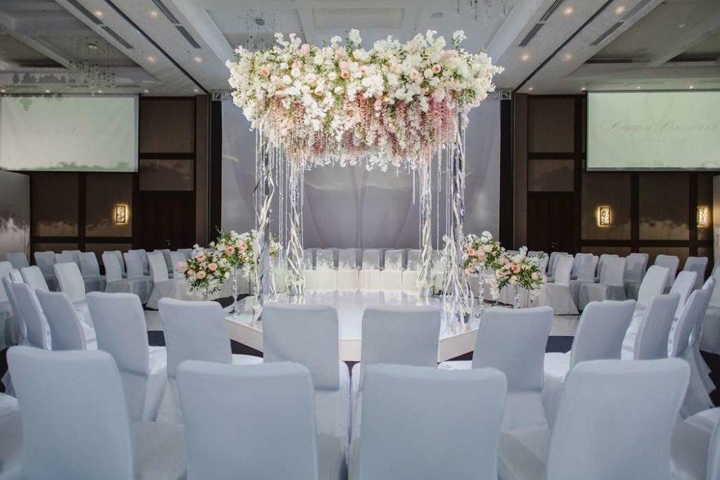 Свадьба в Шератон