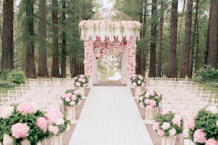 Усадьба Середниково - свадьба