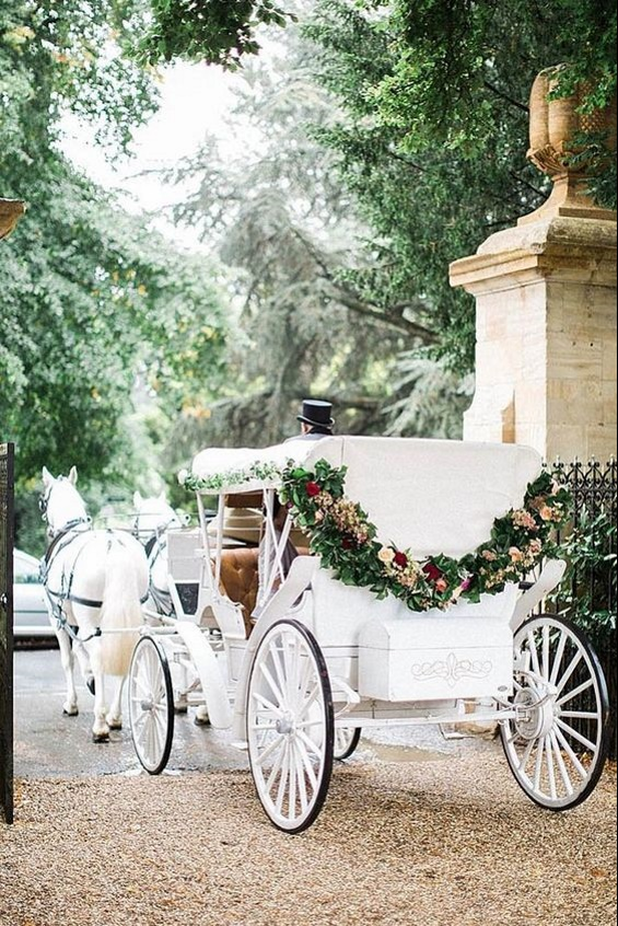 Свадебная карета цены
