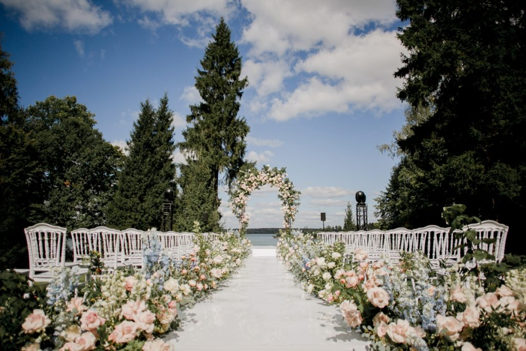 Свадьба в Berta spa Village