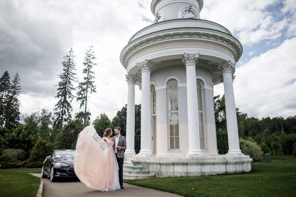 Целеево гольф-клуб - поле для вашей свадьбы